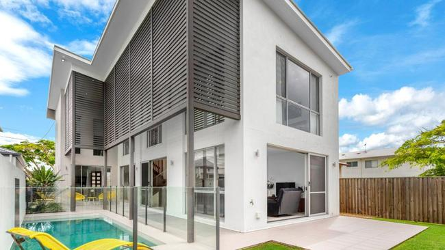 This house at 18 Harding Street, Hendra, is for sale. Picture: realestate.com.au.