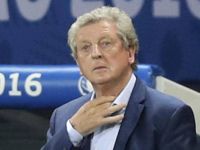 Hodgson quits straight after England debacle