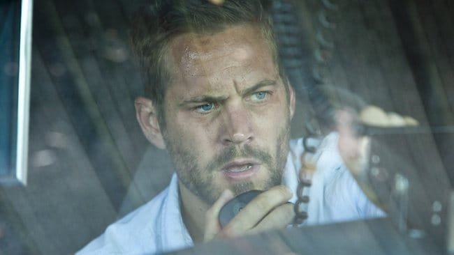 "Paul Walker starred in the soon to be released drama ""Hours"". Photo: Splash News"