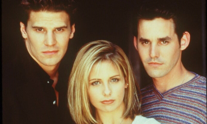Buffy star arrested for domestic violence