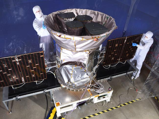 Scientists expect the powerful Tess telescope to find thousands of exoplanets.