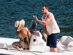 <p>Channing Tatum and wife Jenna Dewan enjoy a romantic boat ride on Como Lake in Italy. Picture: E-pics / Splash News</p>  <br />  <p> </p>