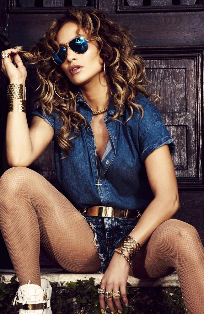 Now 44 years old ... Jennifer Lopez is back in the music game with eighth record A.K.A..