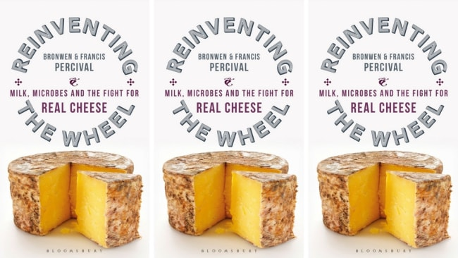 Bronwen's new book 'Reinventing the wheel' by Bronwen and Francis Percival is out now. Photo: Bloomsbury