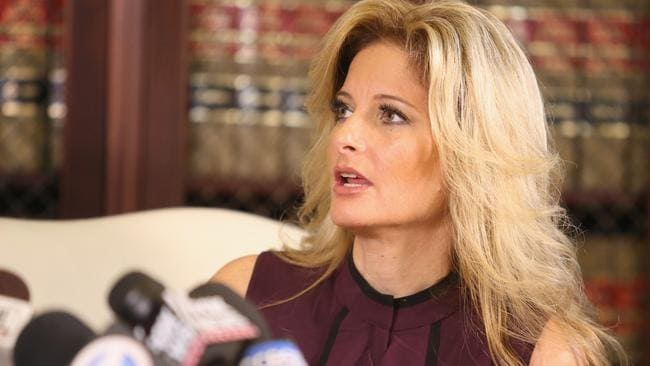 Summer Zervos, a former contestant on  <i>The Apprentice</i>, claims Trump groped her in 2006.