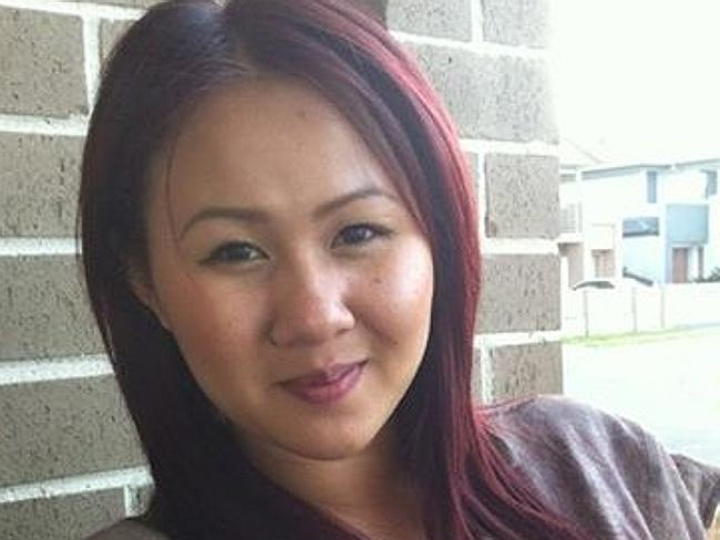 Thuy Phan before her surgery. Picture: Supplied