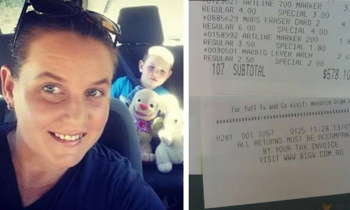 """This is a joke!"": Mum's Back to School expenses rant goes viral"