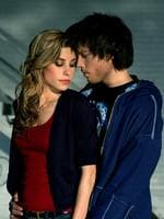 Brooke Satchwell and Khan Chittenden in Dangerous .... pic supplied by Foxtel