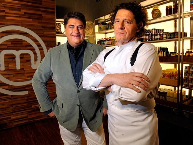 Back for more: Matt Preston and Marco Pierre White will return for MasterChef season six.