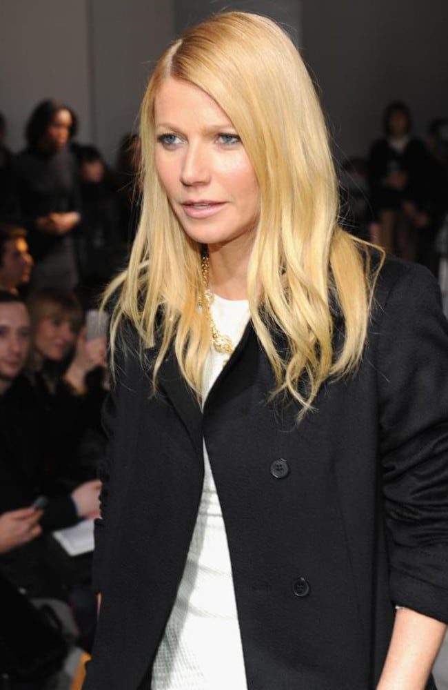 Gwyneth Paltrow is a fan of the alkaline diet.