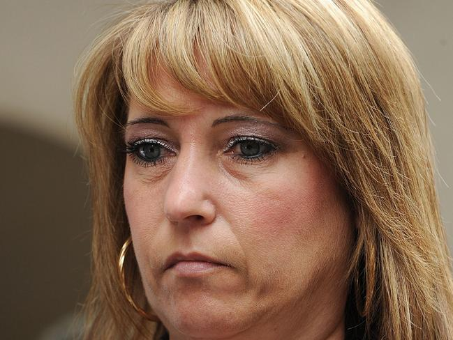 Denise Fergus, mother of murdered British toddler James Bulger, has written a book about her son's shocking murder. Picture: AFP/Ben Stansall