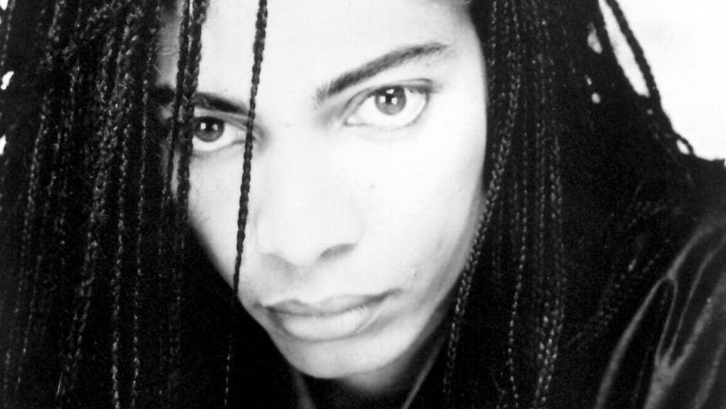 Terence Trent D'Arby changed his name to Sananda Maitreya. Picture: Supplied