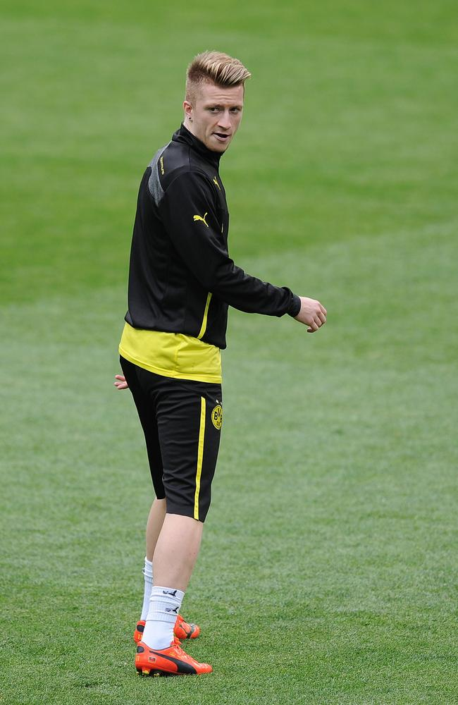 Marco Reus of Borussia Dortmund has caught Liverpool's eye.