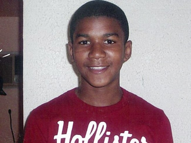 Trayvon Martin, 17, was slain in a 2012 shooting in Sanford. AP Photo/Martin Family