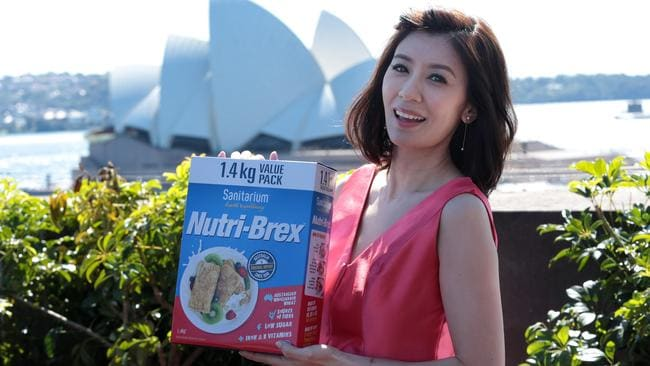 Chinese kids are 'Weet-bix' kids? Australian cereal launches in China