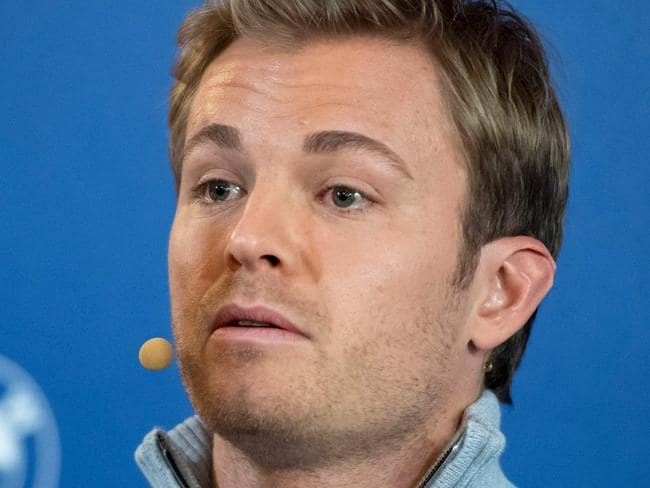 UK newspapers: 'Hamilton made Rosberg quit'
