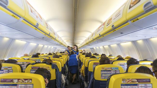 Ryanair is the biggest low-cost airline company in the world.