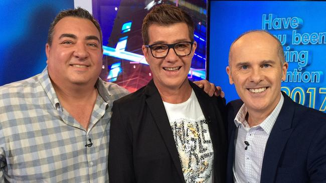 Wayne and Tom from Gogglebox were guest quiz masters on HYBPA.