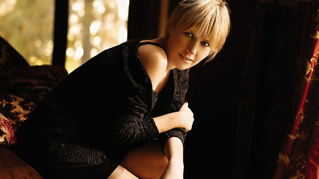 British pop singer Dido. Pic Sony Music.