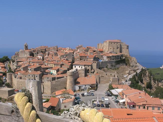 Giglio castello. Picture: ThinkStock