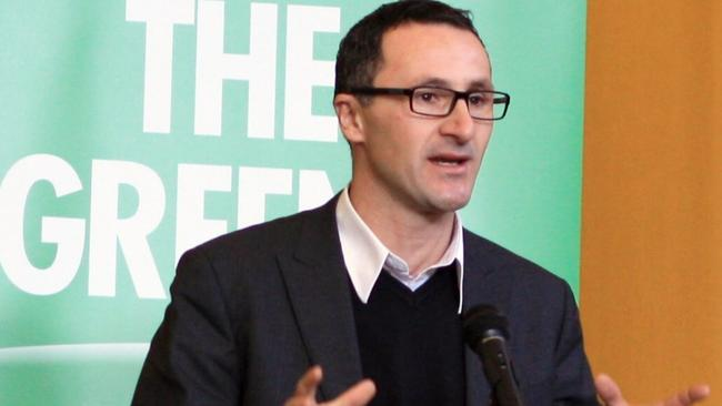 Putting euthanasia back on the table ... Richard Di Natale introduces a new bill.