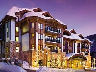 The Sebastian, Vail, Colorado. Picture: supplied by hotel Sunday Escape, Vail skiing, Brenden Hills