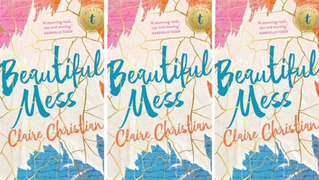 Claire Christian's novel 'Beautiful Mess'. Photo: Supplied
