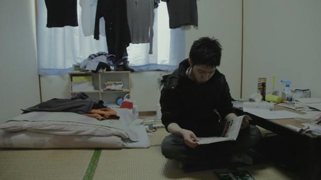 Hikikomori Japanese youths living in their bedroom