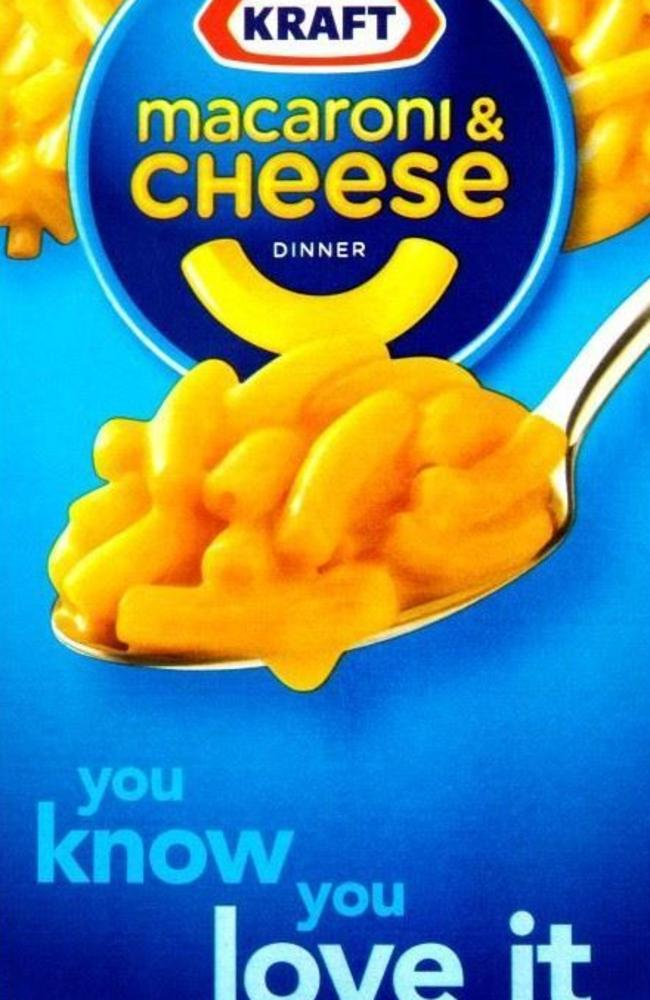 The company didn't admit it was changing its mac'n'cheese until everyone had eaten it.