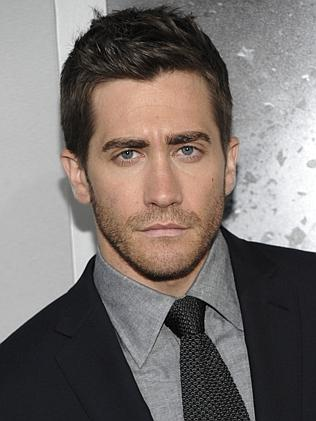 Dumper ... Jake Gyllenhaal inspired some award-winning songwriting from Swift. Picture: A