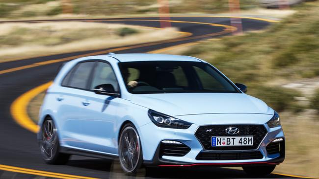 hyundai i30n hot hatch drive impressions prices specs. Black Bedroom Furniture Sets. Home Design Ideas