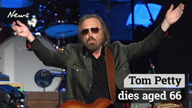 Tom Petty died at age 66