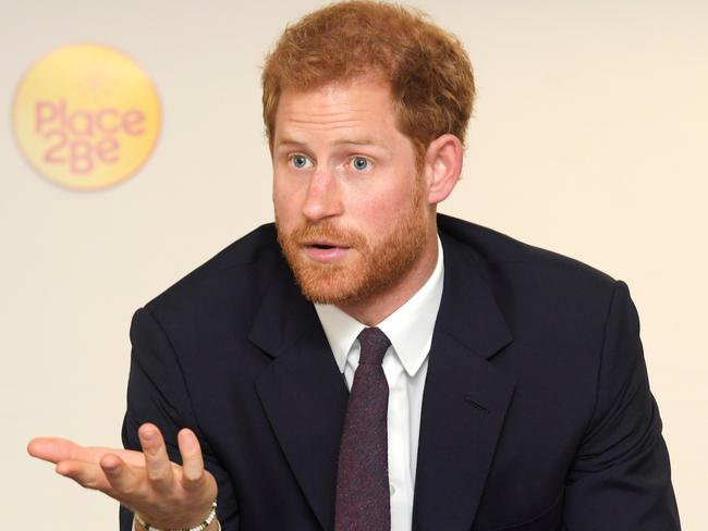 Prince Harry is under pressure to propose. Picture: Getty Images