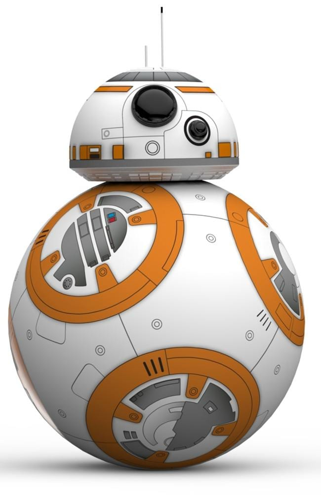the droid youve been looking for a replica of the bb