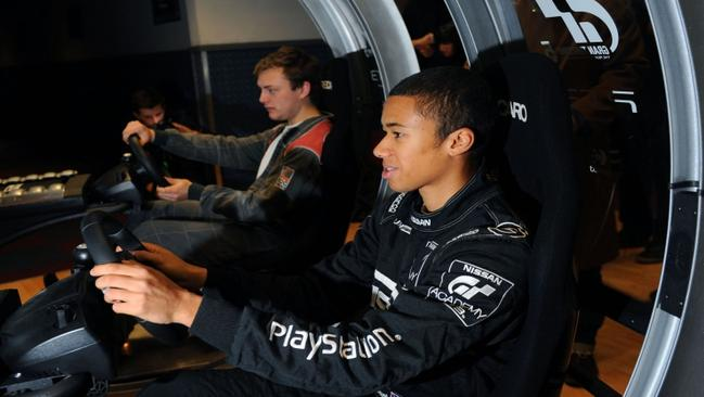 From gamer to pro racer. Jann Mardenborough is looking to make his way into Formula 1.