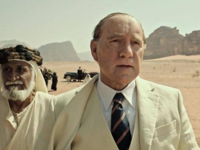 Kevin Spacey has been replaced in the upcoming film  <i>All the Money in the World</i>, where he played John Paul Getty. Picture: Supplied