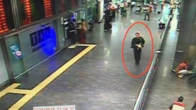 Turkish police detain 11 suspects over airport attack