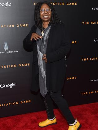 Supportive ... Whoopi Goldberg said boycotting the Oscars isn't fair to host Chris Rock. Picture: Getty Images