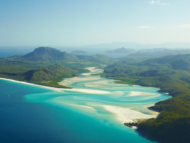 See the Barrier Reef before it disappears. Picture: Tourism Australia — Maxime Coquard
