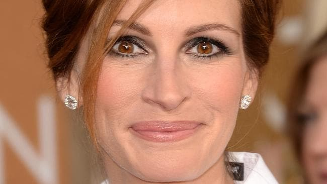 people names julia roberts world s most beautiful woman for record fifth time. Black Bedroom Furniture Sets. Home Design Ideas