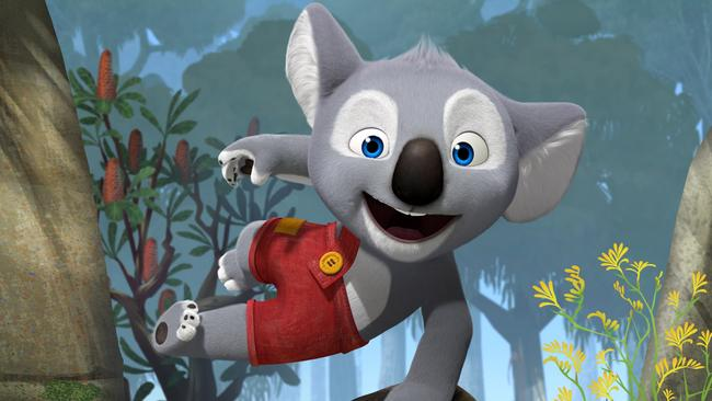 Aussie icon ... Beloved Blinky Bill returns to our screens.