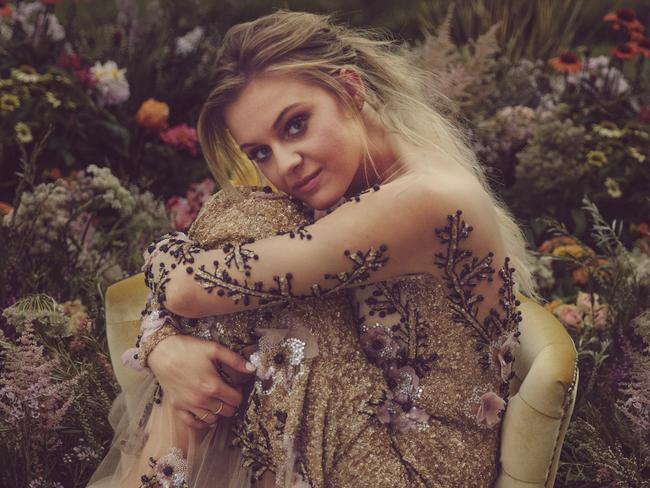 American country music star Kelsea Ballerini. Picture: Supplied
