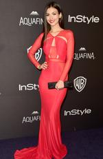 Actress/singer Victoria Justice attends InStyle and Warner Bros. 73rd Annual Golden Globe Awards Post-Party at The Beverly Hilton Hotel on January 10, 2016 in Beverly Hills, California. (Photo by Frazer Harrison/Getty Images)