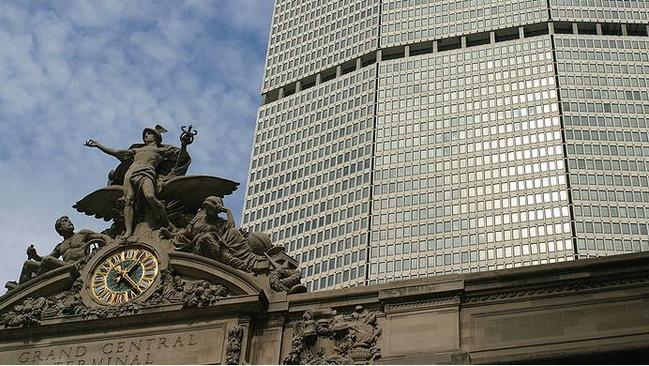 New York's Grand Central is overshadowed by skyscrapers. Picture: Wikipedia Commons
