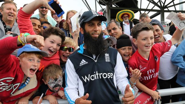 Moeen Ali has helped give England that winning feeling again.