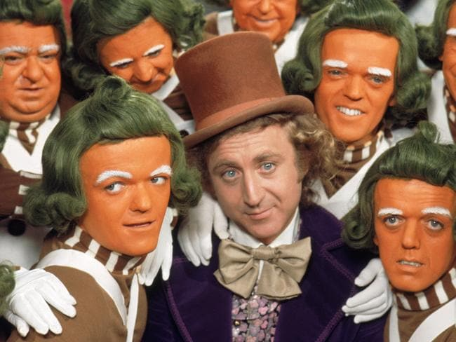 Is Willy Wonka a murderer?
