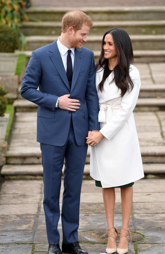 Marrying a royal means giving up your life as it once was, with 24/7 royal protection. Picture: Karwai Tang/WireImage