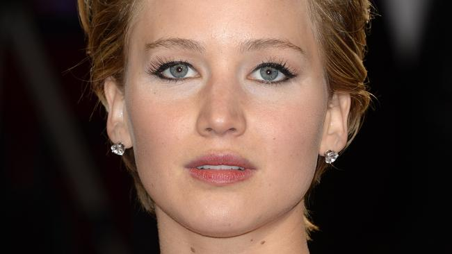 Up to 60 photos of Jennifer Lawrence were leaked.