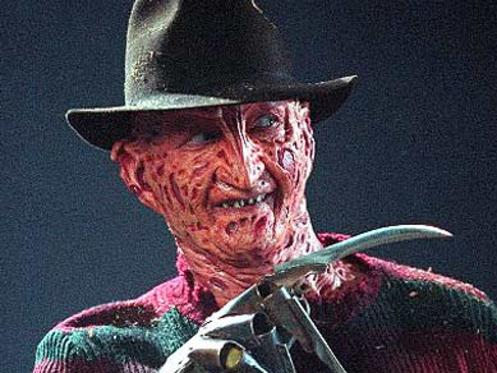 The day Freddy Krueger called for me