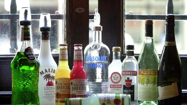 Science has shown that different types of alcoholic drinks change the drinkers emotions.